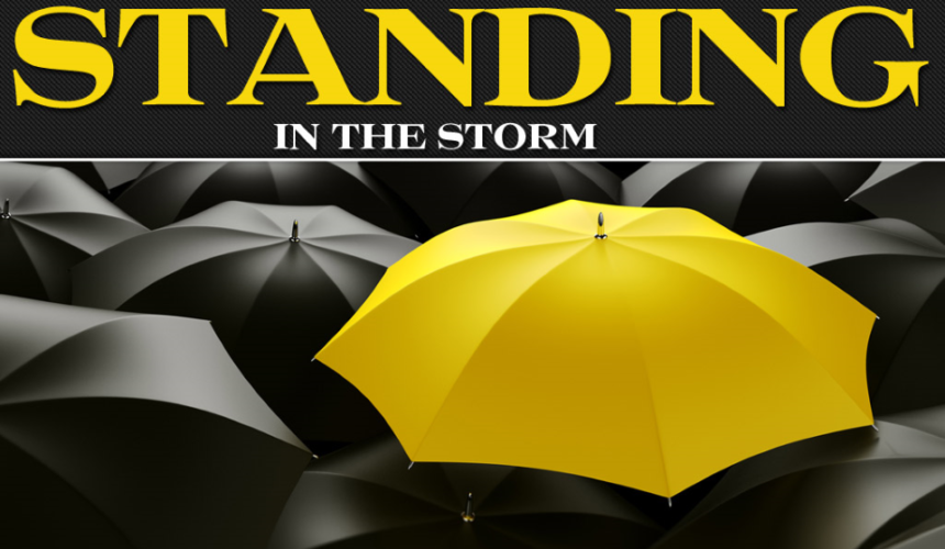 Standing In The Storm – June 2nd, 2019 (Sam Bailey)